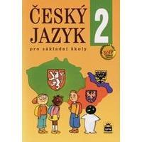 Český jazyk 2.ročník pro ZŠ - učebnice