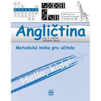 Angličtina pro 3.ročník ZŠ - metodická příručka