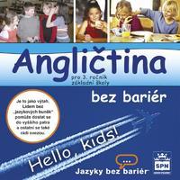 Angličtina bez bariér pro 3.ročník ZŠ - CD pro dyslektiky