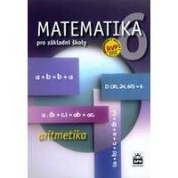 Matematika pro 6.ročník ZŠ ARITMETIKA - učebnice