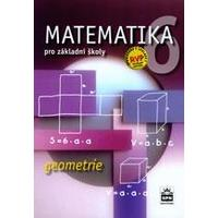 Matematika pro 6.ročník ZŠ GEOMETRIE - učebnice