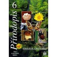 Přírodopis pro 6.ročník ZŠ (Zoologie a botanika) - učebnice