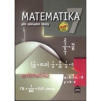 Matematika pro 7.ročník ZŠ ARITMETIKA - učebnice