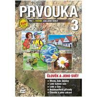 Prvouka pro 3.ročník ZŠ - učebnice