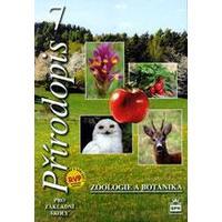 Přírodopis pro 7.ročník ZŠ (Zoologie a botanika) - učebnice