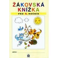 Žákovská knížka pro 4.ročník ZŠ