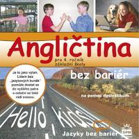 Angličtina bez bariér pro 4.ročník ZŠ - CD-ROM pro dyslektiky
