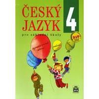 Český jazyk pro 4.ročník ZŠ - učebnice