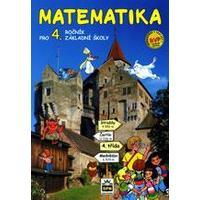 Matematika pro 4.ročník ZŠ - učebnice