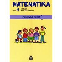 Matematika pro 4.ročník ZŠ - 1.díl pracovní sešit