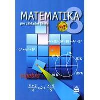 Matematika pro 8.ročník ZŠ ALGEBRA - učebnice