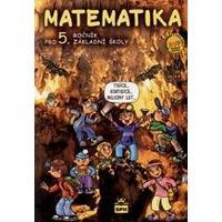 Matematika pro 5.ročník ZŠ - učebnice