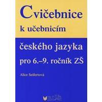 Cvičebnice k učebnicím českého jazyka pro 6.-9. ročník ZŠ