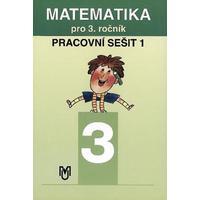 Matematika pro 3. ročník ZŠ - 1.díl pracovní sešit