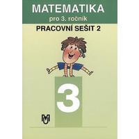 Matematika pro 3. ročník ZŠ - 2.díl pracovní sešit