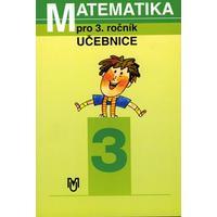 Matematika pro 3.ročník ZŠ - učebnice