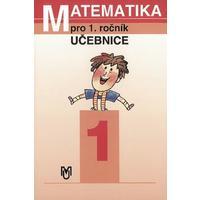 Matematika pro 1.ročník ZŠ - učebnice