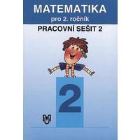 Matematika pro 2.ročník ZŠ - 2.díl pracovní sešit
