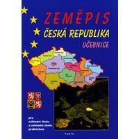 Zeměpis Česká republika - učebnice pro 2.stupeň ZŠ a ZŠ praktické