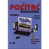 Počítač kamarád 3.díl - učebnice pro 2.stupeň ZŠ praktické