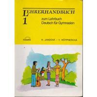 Deutsch für Gymnasien 1 - Lehrerhandbuch zum Lehrbuch
