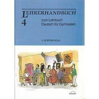 Deutsch für Gymnasien 4 - Lehrerhandbuch zum Lehrbuch