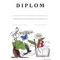 Diplom: Kulturně - umělecké soutěže  A4