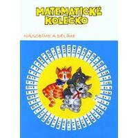 Matematické KOLEČKO - Násobení a dělení v oboru malé násobilky