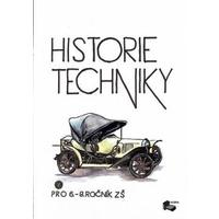 Historie techniky pro 6.-9.ročník ZŠ - učebnice