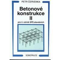 Betonové konstrukce II. pro 4.ročník SPŠ stavebních