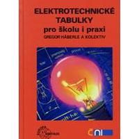 Elektrotechnické tabulky pro školu a praxi