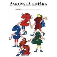 Žákovská knížka pro 3.– 5.ročník ZŠ