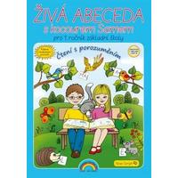 Živá abeceda s kocourem Samem - NEVÁZANÉ PÍSMO (čtení s porozuměním)