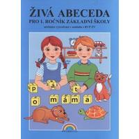 Živá abeceda pro 1.ročník ZŠ - původní řada