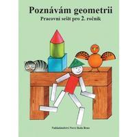 Poznávám geometrii - pracovní sešit pro 2.ročník ZŠ
