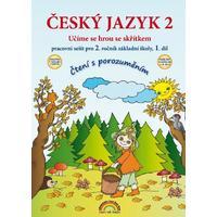 Český jazyk pro 2.ročník ZŠ  se skřítkem Kvítkem - 1.díl pracovní sešit (čtení s porozuměním)
