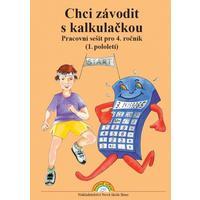 Chci závodit s kalkulačkou - pracovní sešit