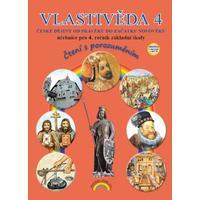 Vlastivěda pro 4.ročník ZŠ (od pravěku) - učebnice (čtení s porozuměním)