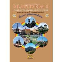 Vlastivěda pro 5.ročník ZŠ (Česká republika) - pracovní sešit (čtení s porozuměním)