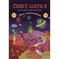 Český jazyk pro 5.ročník ZŠ - učebnice (čtení s porozuměním)