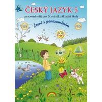 Český jazyk pro 5.ročník ZŠ - pracovní sešit (čtení s porozuměním)