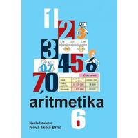 Aritmetika pro 6.ročník ZŠ - učebnice