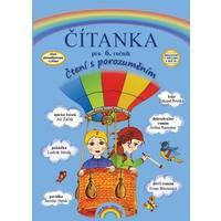 Čítanka pro 6.ročník ZŠ - učebnice (čtení s porozuměním)