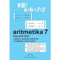 Aritmetika pro 7.ročník ZŠ - pracovní sešit