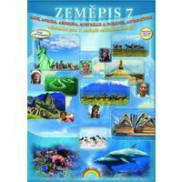 Zeměpis pro 7.ročník ZŠ (Asie, Afrika, Amerika, Austrálie, Oceánie) - učebnice