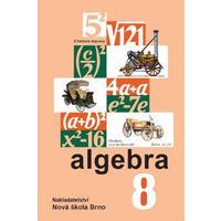 Algebra pro 8.ročník ZŠ - učebnice