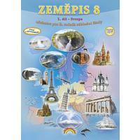 Zeměpis 8.ročník ZŠ - 1.díl učebnice EVROPA