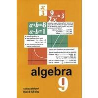 Algebra pro 9.ročník ZŠ - učebnice