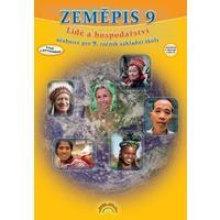Zeměpis pro 9.ročník (Lidé a hospodářství) - učebnice