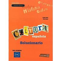 !Viva la Cultura en Espana! - intermedio (B1-B2) - Solucionario   nakl.ELE